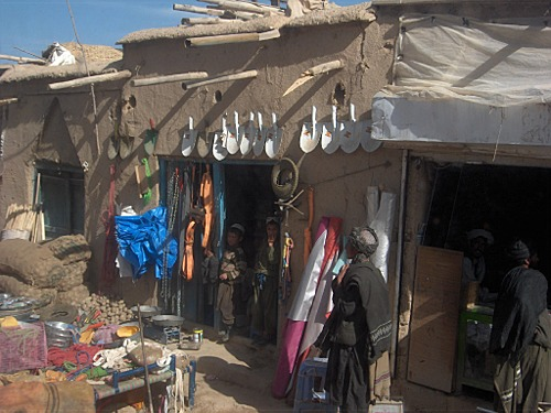 Shop in Chora District, Uruzgan