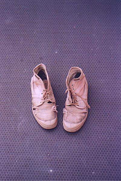 Verliefde schoenen