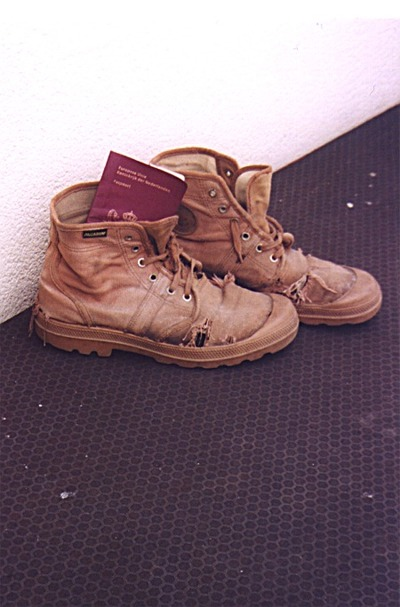 Wereldse schoenen