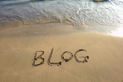 Bloggen op reis