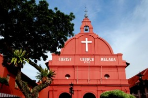 Nederlandse kerk in Melaka