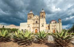 Santo Domingo kerk in Oaxaca, Mexico