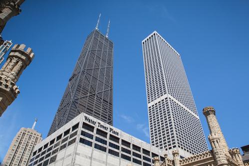 John Hancock Center in Chicago