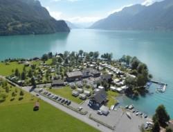 Kamperen en campings in Zwitserland
