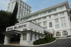 Majestic Hotel in Kuala Lumpur