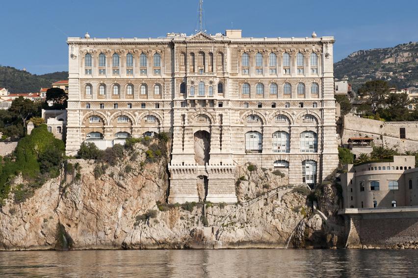 Oceanografisch Museum in Monaco