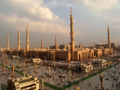 Reizen en vakantie in Saoedi-Arabië