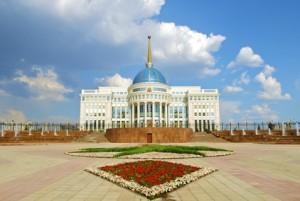 Presidentieel paleis in Astana