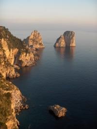 Het Italiaanse eiland Capri