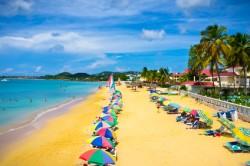 Reizen en vakantie in Saint Lucia