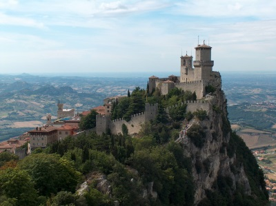 Reizen en vakantie in San Marino