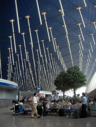 Luchthaven Shanghai