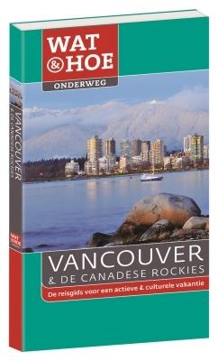 Prijsvraag Reisgids Canada
