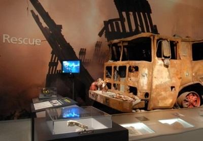9/11 Museum in New York