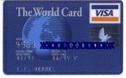 Credit card op reis