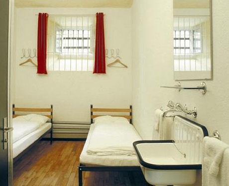 Jailhotel in Zwitserland