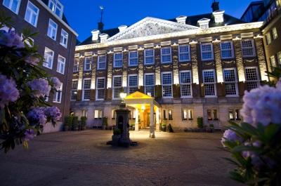 Sofitel The Grand Hotel in Amsterdam