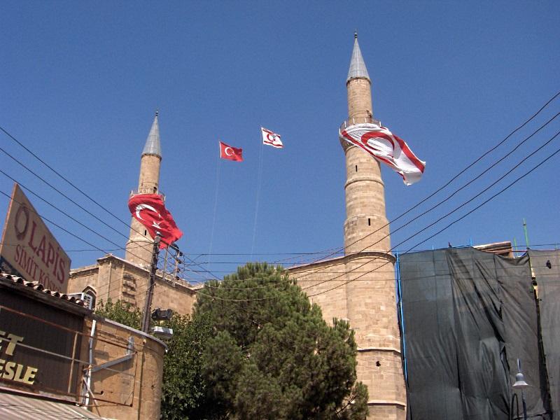 Turkse moskee in Nicosia