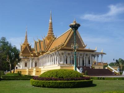 Phnom Penh, Cambodja