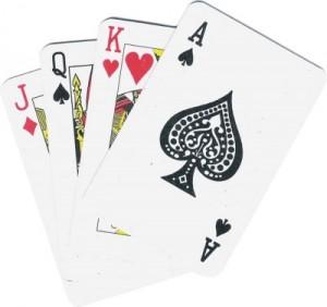 Pokerbestemmingen