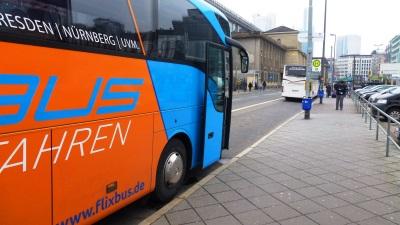 Flixbus busmaatschappij
