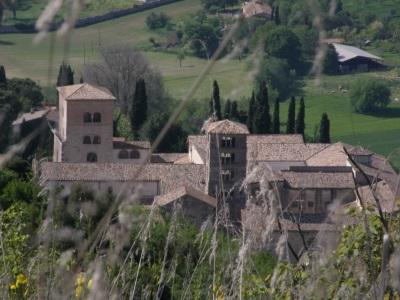 Slapen in een klooster