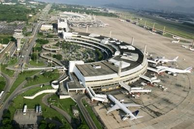 Internationale luchthaven van Rio de Janeiro