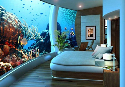Onderwaterhotel Fiji