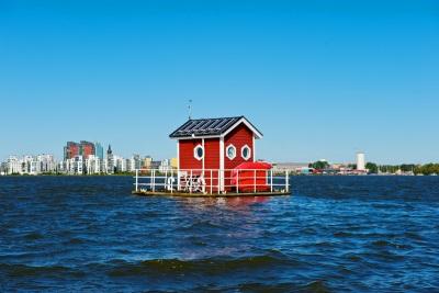 Onderwaterhotel Zweden