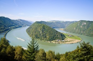 Rivier de Donau, Oostenrijk
