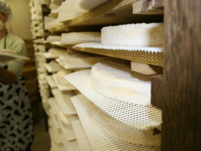 Fromagerie Ganot, Jouarre