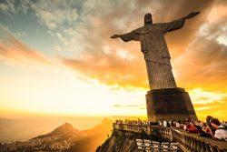 Christus de Verlosser in Rio de Janeiro