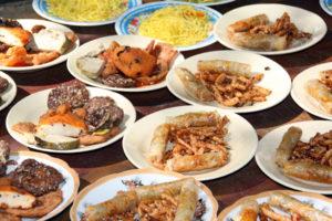 Traditioneel voedsel uit Vietnam