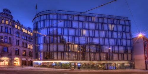 HTL Grensen in Oslo, Noorwegen