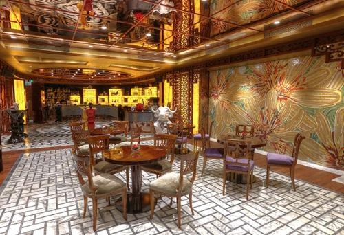 The Reverie Saigon Hotel in Ho Chi Minh City, Vietnam