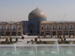 Reizen en vakantie in Iran