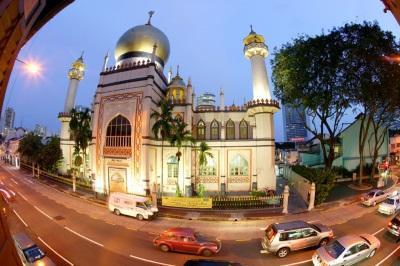Masjid Sultan Moskee, Singapore