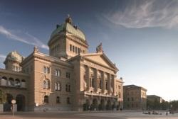Bezienswaardigheden in Bern - Bundeshaus
