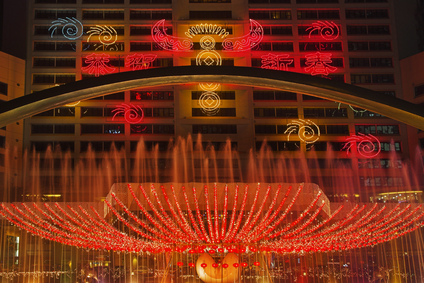 Overnachten in China