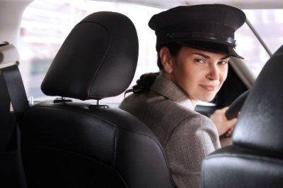 Nieuwe trend: de taxi voor vrouwen