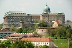 Koninklijk Paleis in Boedapest