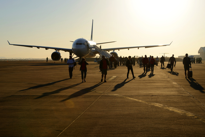 Luchthaven van Gaborone, Botswana
