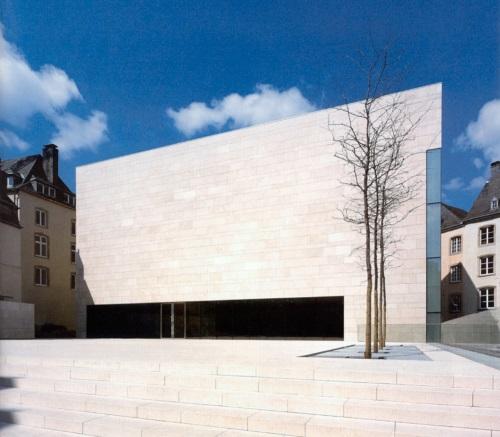 Musée National d'Histoire et d'Art in Luxemburg