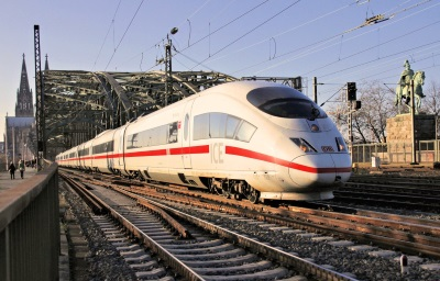 InterCity Express (ICE) in Duitsland