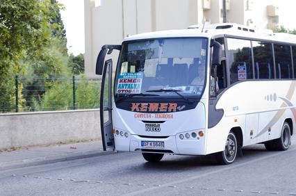 Reizen met de bus in Turkije