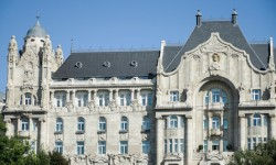Four Seasons Hotel Gresham Palace in Boedapest, Hongarije