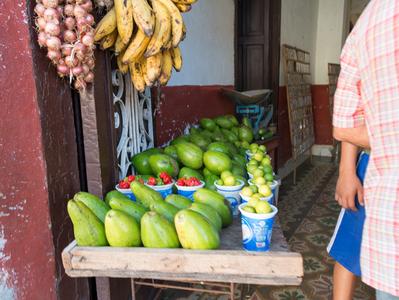 Eten in Cuba