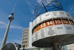 Fernsehturm in Berlijn