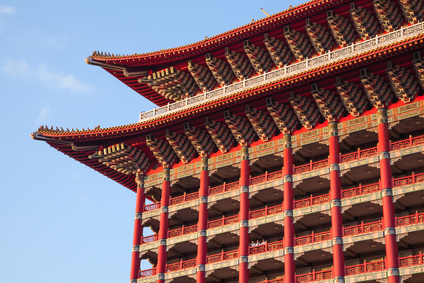 Grand Hotel in Taiwan