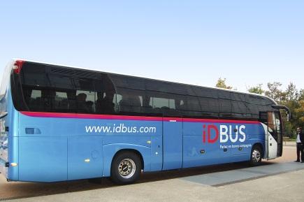 Win een reis naar Londen met iDBUS